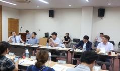 전남사회적경제 관계자 간담회 2018