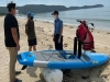 완도해경, 신지 명사십리 수상레저활동 금지구역 고시 일부 개정